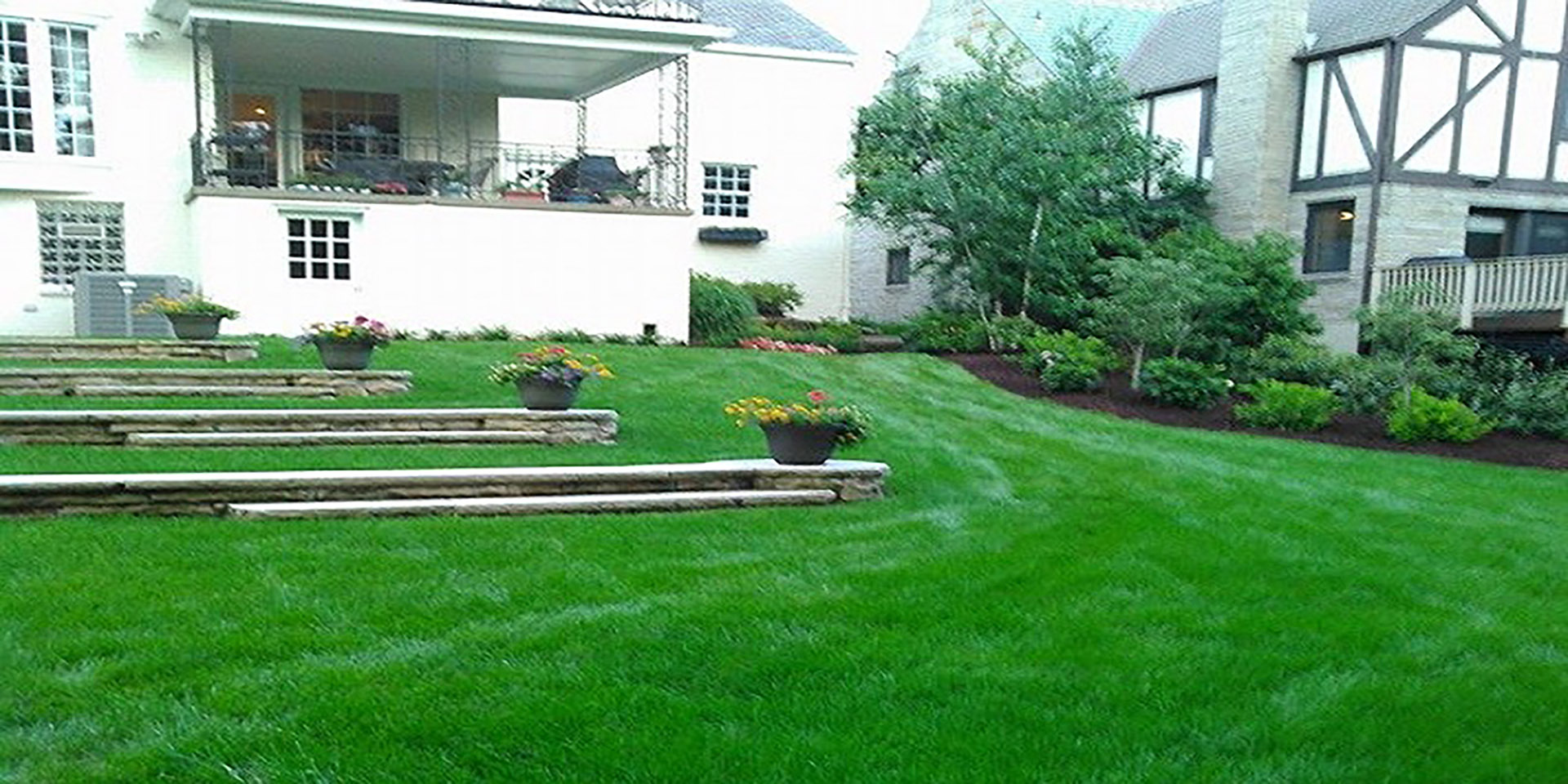 MB Landscaping and Gardening Services Landscaping, Landscape Design and Commercial Property Maintenance slide 1
